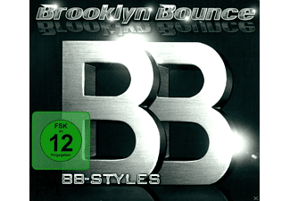 Brooklyn Bounce - Bb-Styles (Deluxe Edition) - (CD + DVD Video)