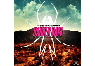 My Chemical Romance - Danger Days: The True Live - (CD)
