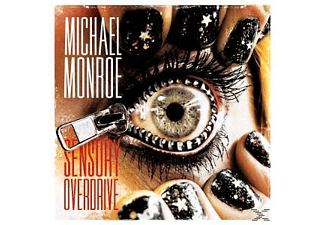 Michael Monroe - Sensory Overdrive - (CD + DVD Video)