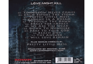 Love.Might.Kill - Brace For Impact [CD]