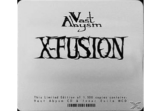 X-fusion - Vast Abysm (Lim.Ed./Metal-Box) - (CD)