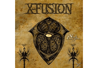 X-fusion - Vast Abysm - (CD)