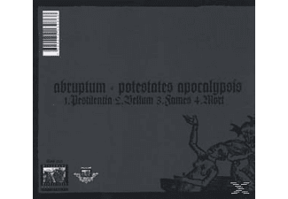 Abruptum - Potestates Apocalypsis (Limited Edition) [CD]