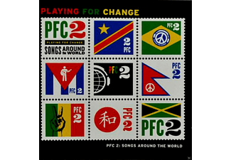Playing For Change - Songs Around The World-Vol.2 [CD + DVD Video]