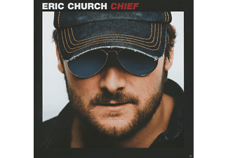 Eric Church - Chief - (CD)