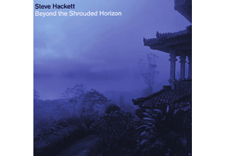 Steve Hackett - Beyond The Shrouded Horizon [CD]