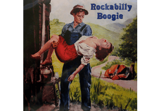 VARIOUS - Rockabilly Boogie - (CD)