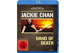 HAND OF DEATH (DRAGON EDITION) [Blu-ray]