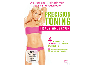Tracy Anderson - Precision Toning - (DVD)