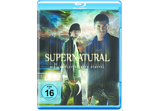 Supernatural - Die komplette 1. Staffel [Blu-ray]