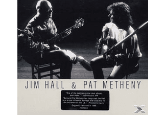 Hall, Jim / Metheny, Pat - Jim Hall & Pat Metheny [CD]