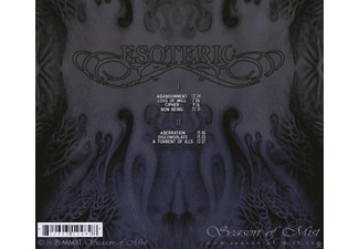 The Esoteric - Paragon Of Dissonance [CD]