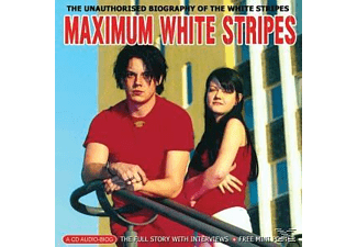 The White Stripes - Maximum White Stripes (CD)