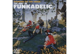 Funkadelic - Standing On The Verge - Limited Edition (Vinyl LP (nagylemez))