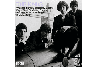 The Kinks - Icon - (CD)