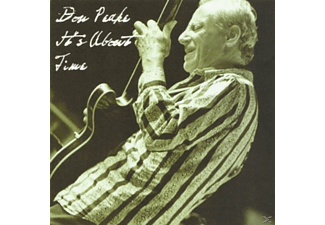 Don Peake - It's About Time - (CD)