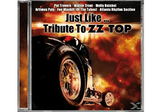 Various - Just Like A Tribute To Zz Top - (CD)