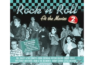 VARIOUS - Rock 'n' Roll At The Movies - (CD)