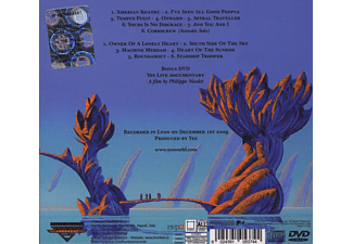 Yes - In The Present - Live From Lyon [CD + DVD Video]