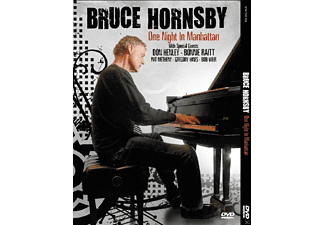 Bruce Hornsby - One Night In Manhattan - (DVD)