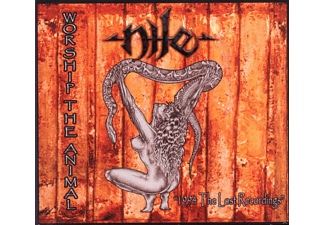 Nile - Worship The Animals (1994 - The Lost Recordings) - (CD)