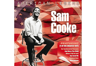 Sam Cooke - American Legend - Sam Cooke [CD]
