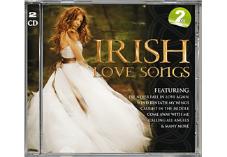 VARIOUS - Irish Love Songs - (CD)