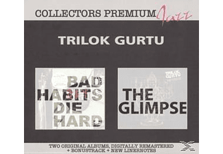 Trilok Gurtu - Bad Habits Die Hard & The Glimpse [CD]