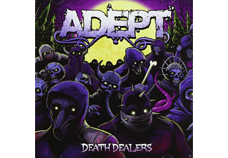 Adept - Death Dealers - (CD)