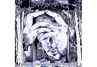 Woods Of Ypres - Woods 5: Grey Skies & Electric Light [CD]