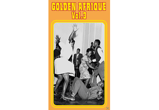 VARIOUS - Golden Afrique Vol.3 - (CD)