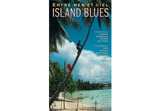 VARIOUS - Island Blues-Entre Mer Et Ciel - (CD)