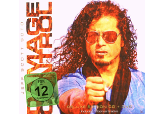 Jeff Scott Soto - Damage Control (Ltd. Digipak+Bonus Dvd) - (CD + DVD Video)