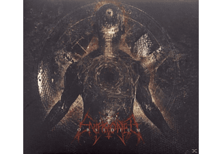 Enthroned - Obsidium (Digipak) - (CD)