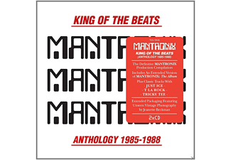 Mantronix - KING OF THE BEATS (ANTHOLOGY 1985-1988) - (CD)