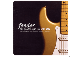 VARIOUS - Fender - The Golden Age 1946 - 1970 - (CD)