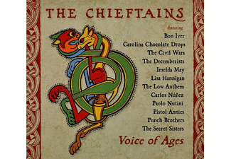 The Chieftains - Voice Of Ages [CD]