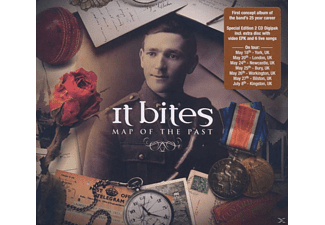 It Bites - Map Of The Past (Special Edition) - (CD)