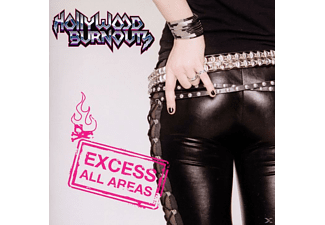 Hollywood Burnouts - Excess All Areas - (CD)