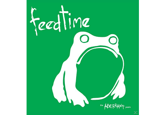Feedtime - The Aberrant Years - (CD)