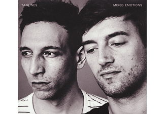 Tanlines - Mixed Emotions - (CD)