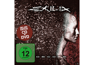 Exilia - Decode-Deluxe Edition - (CD + DVD Video)