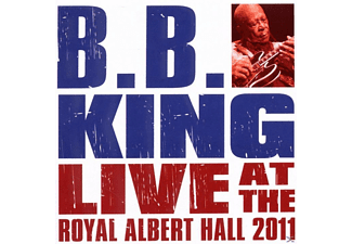 B.B. King - B.B. King - Live At The Royal Albert Hall - (CD + DVD Video)
