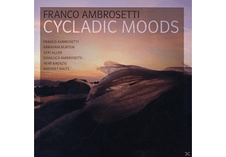 Franco Ambrosetti - Cycladic Moods - (CD)