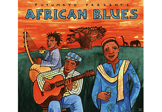 VARIOUS - African Blues - (CD)