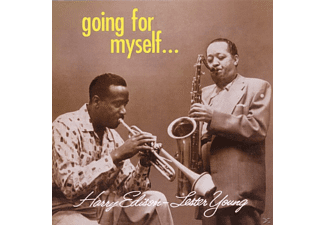 Lester Young, Sweets Edison - Going For Myself - (CD)