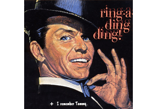 Frank Sinatra - Ring-A-Ding Ding! / I Remember Tommy... [CD]