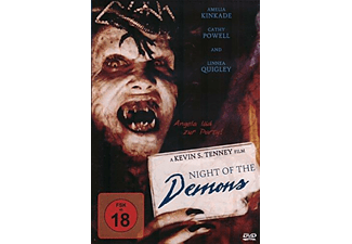 Night of the Demons - Limited Edition [DVD]
