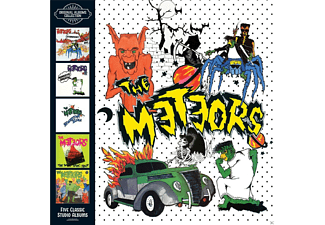 The Meteors - Original Albums Collection - 5 Classic Albums - (CD)