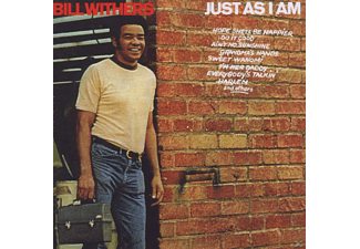 Bill Withers - Just As I Am (Remastered) [CD]